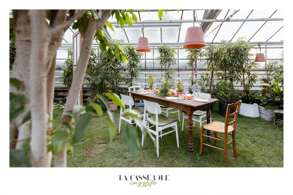 Une table de La Casserole insolite #3